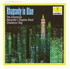 CD - George Gershwin - Rhapsody In Blue - A4869