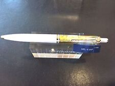 Pelikan Kugelschreiber Premium K400 Schildpatt Weiß NEU!