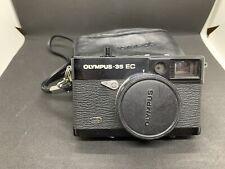 Olympus 35 Ec 35mm Rangefinder Film Camera