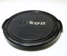 Nikon 62mm Front Lens Cap snap on Genuine Nikkor      -  Free Shipping USA