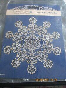 Snowflakes Glistening3 Die Cut