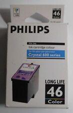ORIGINALE PHILIPS PFA 546 inchiostro color HC 46 per Crystal 650 660 665 B OVP