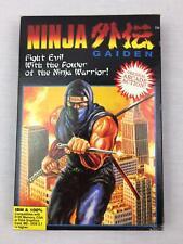 Tecmo Ninja Gaiden Hi Tech Expressions 1990 IBM PC 3.5 Disc