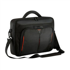 Targus Cn415eu Classic Clamshell Laptop Bag and Case - 15.6 Inch Black