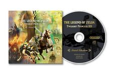 Legend of Zelda Twilight Princess HD Limited BONUS Soundtrack Music CD JAPAN F/S