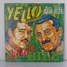 "Yello Presents Boris Blank, Dieter Meier ‎– Jungle B (Vinyl, 12"", Maxi 45 Tours)"