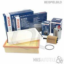 BOSCH Inspektionspaket Servicekit Filter-SET DIESEL BMW 3 4003571