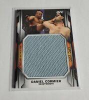 DANIEL CORMIER - 2020 TOPPS UFC KNOCKOUT - FIGHT MAT RELIC - #109/135 -