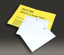NAVI 900 Software Update SET & Akustische Blitzer Warnung für OPEL & CHEVROLET