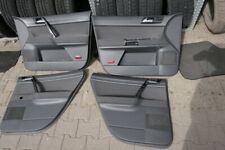 VW Polo 9N 9N3 4x Türverkleidung Verkleidung Tür vorne+hinten 4/5-Türer dunkel