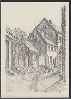47323) Künstler AK Verden Auf dem Sandberg 1962 G. Haase