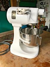 Vintage Hobart Kitchenaid Commercial Mixer Model G - Accessories - Whisk & Bowl