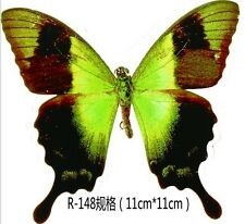 3D Reflective Car Window Waterproof Beauty Colorful Decal Car butterfly Stickers
