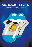 The Rolling Stones - Bridges To Buenos Aires (DVD/2CD) Sent Sameday*