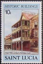 SAINT LUCIA -1984- Historical Building - Mid 19th Century Architecture - Sc.#645