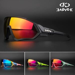 Men MTB Sports Sunglasses Cycling Glasses Bike Bicycle Goggles Cycling Eyewear