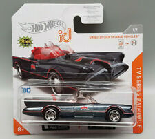 Hot Wheels - ID - Chase - TV Series Batmobile - GJP03 - Short Card - Neu 2020 !