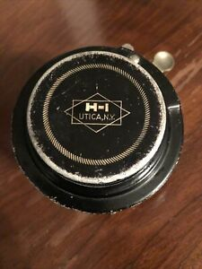 Vintage Working Horrocks-Ibbotson Co. Fly Fishing Reel With Co