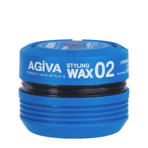 Agiva Styling Wax 02 Strong 175ml