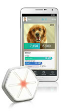 Dogtra StarWalk Dog Pet Smart Phone Collar Attachment Activity Tracker White