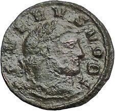 SEVERUS II Roman Caesar 305AD Rare Authentic Ancient Roman Coin GENIUS i54757