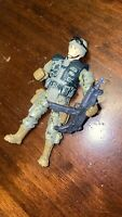 CHAP MEI ACTION FIGURE SOLDIER TOY FIGURE WITH GUN COLLECTABLE GUN4