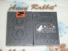 1 decks FULTON'S October Playing Cards Deck Brand New-2014 USPCC