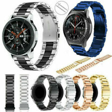 Premium Stainless Steel Watch Band  For Samsung Galaxy Watch SM-R800 46MM / S3