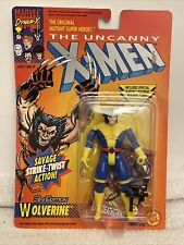 The Uncanny X-Men 3rd Edition Wolverine Action Figure On Card Toy Biz