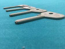 Taylor brand Key blanks for Fiat Vehicle, Set of 4: #F79 -3 - Locksmith