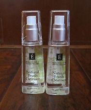 (2) Eminence Organic Skin Care - Natural Brush Cleanser – 100 Ml – New