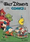 Walt Disney's Comics and Stories Comic Book #121, Dell Comics 1950 VERY GOOD