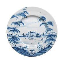 Juliska Country Estate Delft Blue Dinner Plate Main House - Set of 4