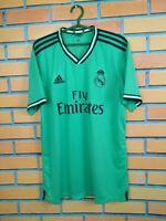 Real Madrid Jersey 2019 Third 3rd LARGE Shirt Football Soccer Adidas EH5128