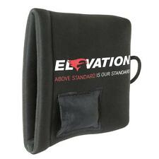 Elevation Pinnacle Scope Cover Black with Lens Cleaning Cloth