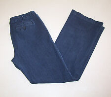 Women's Gap Aubrey Mid-Rise Blue Denim Jeans 10R
