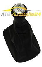 Schaltknauf grau Schaltsack Schaltmanschette für Audi A6 C5 A4 B5 A8 D2 5-Gang