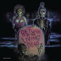 RETURN OF THE LIVING DEAD [BONE WHITE WITH GREEN ZOMBIE BLOOD VINYL] [10/5] NEW