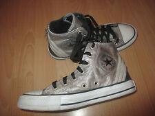 Converse AllStar..Snesker Gr.5 = 37,5..in Silberfarben