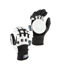 Lush Leather Race Slide Gloves