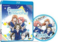 Engaged To The Unidentified . Complete Series Collection . Anime . Blu-ray . NEU