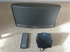 Bose Sounddock portable digital music system.