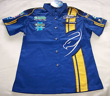 Ford Performance Racing FPR Orrcon Ladies Pit Crew Shirt Size 10 New