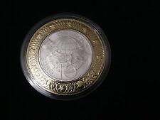 10 EURO ITALIE 2006 PROOF 60 JAAR UNICEF IN METALEN RING KNM