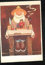 MOEBIUS Jean Giraud GIR ERAM 2/5 carte postale cp postcard postkaart cartolina