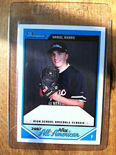 2007 TOPPS AFLAC DANIEL MARRS ALL-AMERICAN ONLY 250