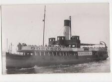Francis Storey Plain Back Photo Card Shipping 123a