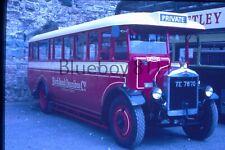 More details for  35mm slide 1929 dennis bus single decker huddersfield transport  show 1980's