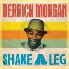 """Derrick Morgan-Shake una pierna (nuevo 12"""" Vinilo Lp)"""