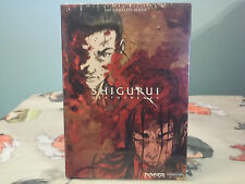 Shigurui: Death Frenzy - The Complete Collection (DVD, 2009, Uncut) NEW